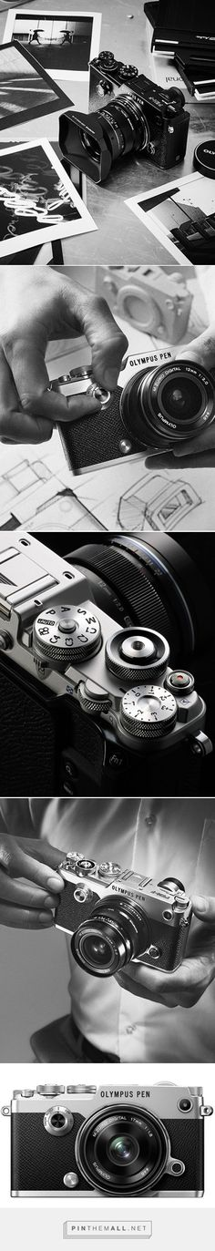 Olympus Pen F | digital camera | product design