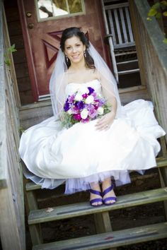 Smokey Mountain Rustic Wedding: Christen   David