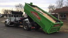 Truck / Vehicle - SERVPRO - Garbage Man Day