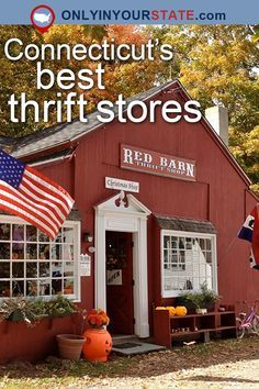 11 Incredible Thrift Stores In Connecticut Where You'll Find.- 11 Incredible Thrift Stores In Connecticut Where You'll Find All Kinds Of Treasures Travel Connecticut Attractions, Shopping Places, Shopping Travel, Shopping Stores, Voyage Usa, Vintage Thrift Stores, Beach Trip, Hawaii Beach, Oahu Hawaii