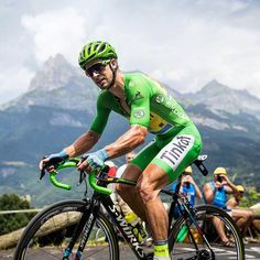 Peter Sagan TT Stage 18 Tour de France 2016 by beardmcbeardy