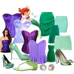 Steph - here is some Bachelorette inspiration for you -- #ariel #disney #bachelorette