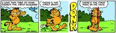 Garfield | Daily Comic Strip on May 18th, 1985