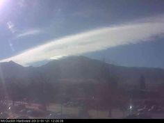 Our live webcam of the flatirons in Boulder