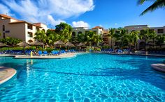 Bring your vacation to Sandos a step further. Riviera Maya, Beach Resorts, Hotels And Resorts, 5 Star Resorts, Mexico Vacation, Exotic Places, Stay The Night, Resort Spa, Cancun