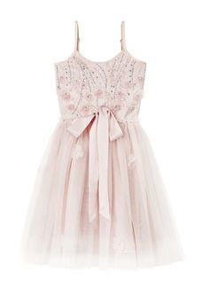 Tutu Du Monde - Field of Dreams Tutu Dress in Milkshake.  $144 SOLD OUT (but I may be able to find it elsewhere)
