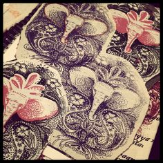 #Silk screen #print #Ganesh