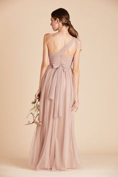 fdbd3d98b3e Christina Convertible Dress - Sandy Taupe. Christina Convertible Tulle  Bridesmaid ...