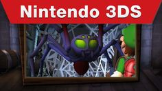 Luigi's Mansion: Dark Moon E3 Trailer