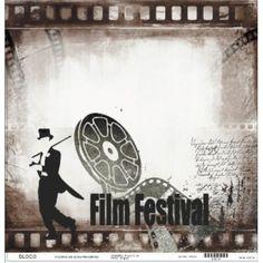 Folha scrapbook Film Festival