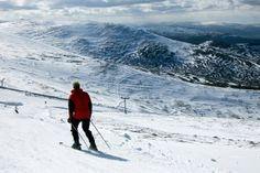 Sneeuw in Schotland www.snowsports.nevisrange.co.uk