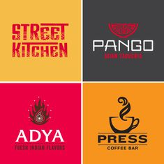 restaurant logo design delivers online tools that help you to stay in control of your personal information and protect your online privacy. Restaurant Branding, Restaurant Names, Food Branding, Restaurant Design, Restaurant Ideas, Food Graphic Design, Food Logo Design, Logo Food, Coffee Shop Logo
