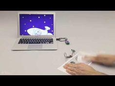 Paper Generators:  Harvesting Energy from Touching, Rubbing & Sliding