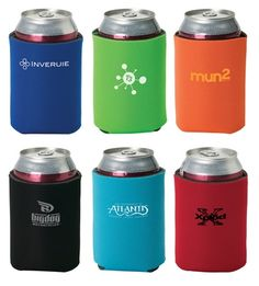 Promotional Valu-Mark Marketing Insulated Can Sleeve | Promotional Can Coolers | Promotional Products