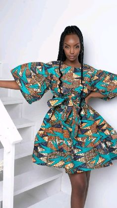 African Dresses For Kids, Latest African Fashion Dresses, African Dresses For Women, African Print Fashion, African Attire, African Fashion Designers, Ankara Designs, Ankara Styles, Nigerian Outfits