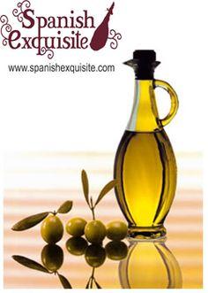 Olive oil! www.spanishexquisite.com