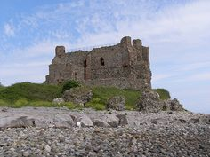 Built by the Abott of nearby Furness Abbey, Piel Castle is on a small island in Morcambe bay, intended to be safe from Scottish invaders. Barrow In Furness, Small Island, Cumbria, Abandoned Houses, Lake District, Towers, Castles, Monument Valley, England