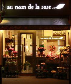 Au Nom De La Rose, Vaugirard, Paris