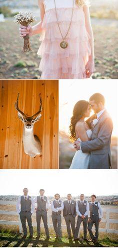 Deer mount...