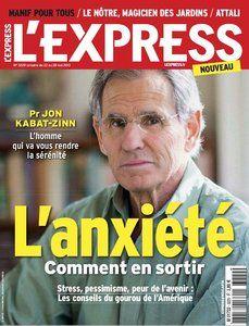 L'Express N°3229 du 22 au 28 mai 2013