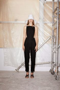 band of outsiders overalls