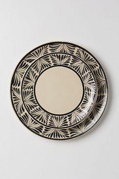 Handpainted Majolica Dinnerware #anthropologie