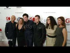 Robert Pattinson and Ewan McGregor at GO Campaign's Gala