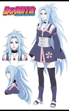 A version of this Miku is not original and was created for the game Naruto on an alternative storyline.
