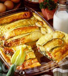 Lajos Mari konyhája - Cukkinimuszaka Quiche Muffins, Healthy Recipes, Healthy Meals, French Toast, Paleo, Vegetables, Breakfast, Ethnic Recipes, Food