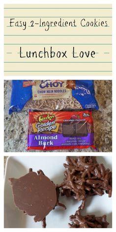 chocolate ramen noodle cookies Chocolate and Sunshine