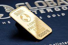 Ganar #dinero sin #trabajar mucho: https://youtu.be/qt-Fn4woLz4 #oro #lingote