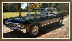 Annonce de Chevrolet Impala 1967 par FabulousMotors