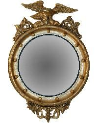 George Washington Mount Vernon Mirror by