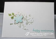 gorgeous grunge, petite petals - teeny tiny wishes - uses note cards