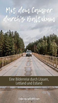 Reisen In Europa, Europe Destinations, Roadtrip, Lithuania, Outdoor Camping, Van Life, Rv, Sidewalk, Kind