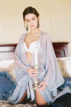 Съемка утра невесты #невеста #утроневесты #образ #свечи #пенюар