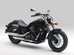 2013 Honda Shadow Phantom  needs black pipes and all blacked out