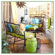 Nice tips Small Apartment Patio Ideas