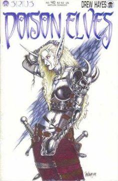 elves | Poison Elves 40 - Armor - Weapons - Female - Skull Helmet - Drew Hayes
