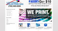 We are full color printing service provider in Las Vegas at very fair prices. Take benefits ....