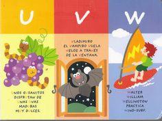 ESOS LOCOS BAJITOS DE INFANTIL: abecedario