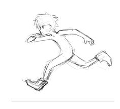 Run WIP by ChuuStar It's so smooth! It looks real! Animation Sketches, Animation Reference, 3d Animation, Art Sketches, Art Reference, Character Design Animation, Character Art, Running Drawing, Running Gif