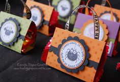 Stampin Up Halloween Paper Crafts - Bing Images
