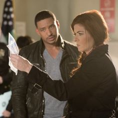 NBC - Renewed for season 2 - The Mysteries of Laura: This procedural dramedy based on a Spanish series stars a quirky female homicide detective (Debra Messing) who juggles high-stakes crime with her ex-husband (Josh Lucas) and a devilish set of twin boys. The Tomorrow People's Jeff Rake will write and executive-produce with Arrow's Greg Berlanti and Aaron Kaplan. Laz Alonso and Janina Gavankar will also star.