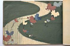 Japanese vintage original woodblock print book by 水田しずひろ 1904