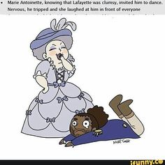 Read Lafayette and Marie Antoinette from the story Hamilton Historical Facts(Including Pictures, Comics, Drawings, etc. Hamilton Broadway, Hamilton Musical, Aaron Burr, Fandoms, Bob Sponge, Mean Girls, Hamilton Comics, Funny Hamilton, Teatro Musical