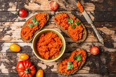 Ekmek Sevdalısı: Acuka Tarifi - Yemek.com