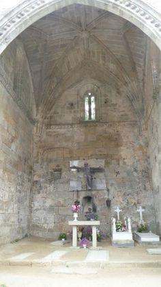 Santa Mariña Dozo  Altar #cementerio