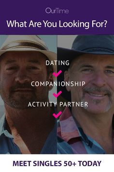 Unsure about online dating? You might be surprised who you find on Ourtime! Sign up and view photos of local singles for free!
