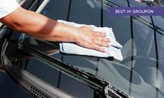 Groupon - Mini or Full Valet at Green Steam Auto Spa  in Dublin 24. Groupon deal price: €29